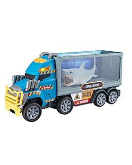 Teamsterz Monster Shark Rescue Truck