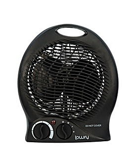 Lowry 2KW Upright Fan Heater