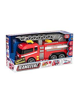 Teamsterz Lights & Sounds Fire Engine