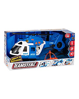 Teamsterz Lights & Sounds Police Helicopter