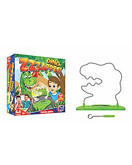 Dino Zapper Game