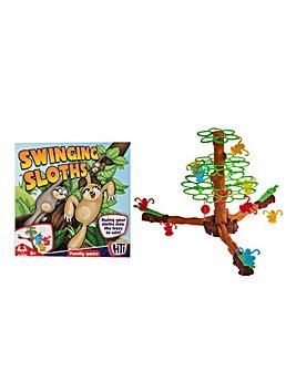 Swinging Sloths Game
