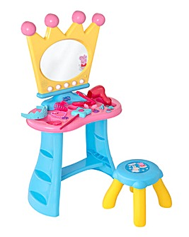 Peppa Pig Peppa's Dressing Up Table and Accessories
