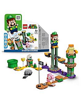 LEGOSuperMarioLuigiStarterCourse - 71387