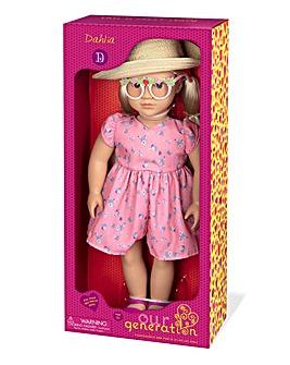 Our Generation Doll - Dahlia