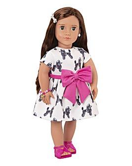 Our Generation Deluexe Doll Nancy A True Gem