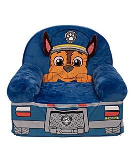 Paw Patrol Chase Plush Chair