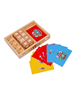 Paw Patrol Word Match and Spell