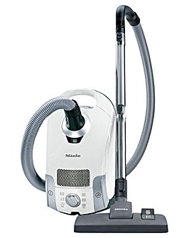 Allergy Bagged Cylinder Vacuum Cleaner
