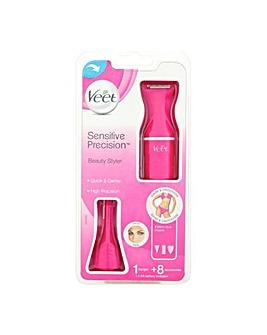 Veet Sensitive Precision Trimmer - Pink
