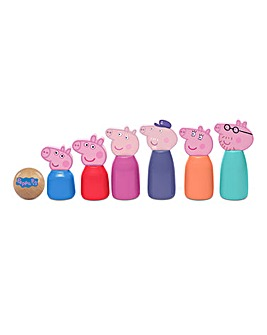 Peppa Pig Wooden Character Skittles