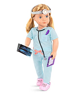 Our Generation Professional Doll - Tonia