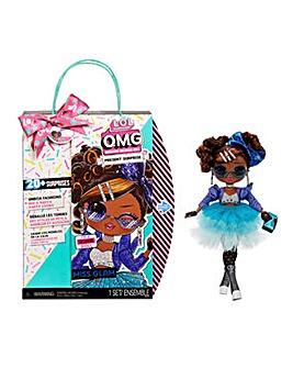 LOL Surprise OMG Present Surprise Fashion Doll Miss Glam
