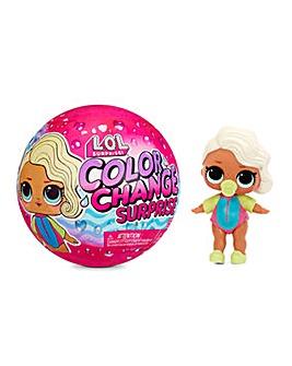 LOL Surprise Colour Change Dolls Assortment