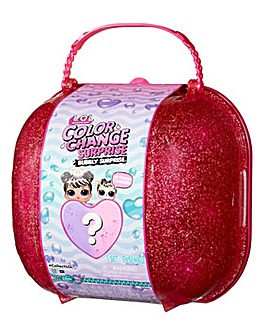 LOL Surprise Colour Change Bubbly Surprise Pink with Exclusive Doll & Pet