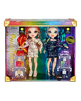 Rainbow High De'Vious Twins