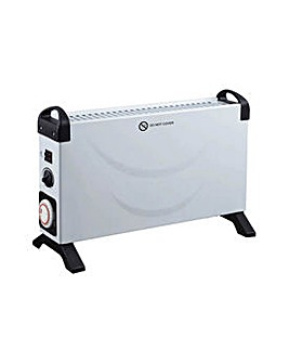 3kW Convector Turbo Heater with Timer