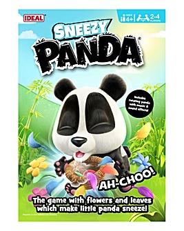 Sneezy Panda