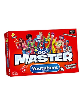Go Masters YouTubers Edition