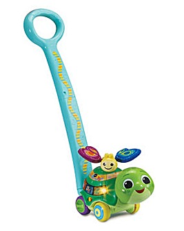 Vtech 2-in-1 Push & Discover Turtle