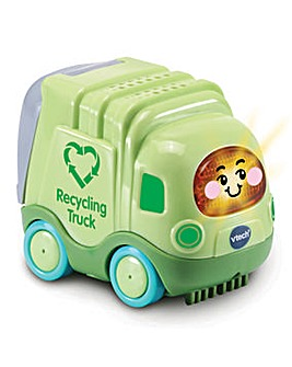 Vtech Toot-Toot Drivers Special Edition Recycling Truck