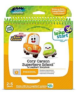 LeapFrog LeapStart Toot-Toot Cory Carson Cory Carson Superhero School