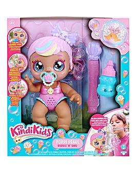 Kindi Kids Poppi Pearl Bubble N Sing Doll