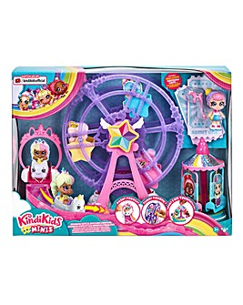 Kindi Kids Minis Unicorn Carnival