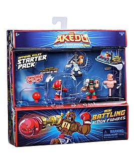 Akedo Ultimate Arcade Warrior Starter Pack