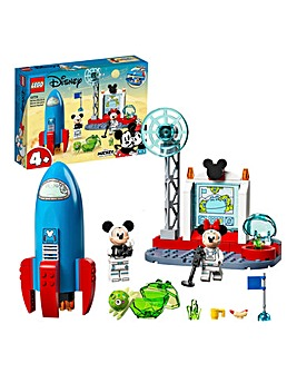 LEGO Disney Mickey Mouse & Minnie Mouse's Space Rock - 10774