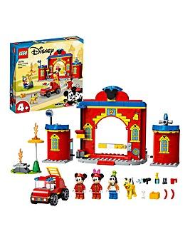 LEGO Disney Mickey & Friends Fire Truck & Station - 10776