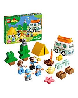 LEGO Duplo Family Camping Van Adventure - 10946