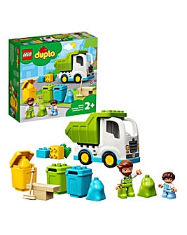 LEGO Duplo Garbage Truck and Recycling - 10945