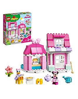 LEGO Duplo Disney Minnie's House and Cafe - 10942