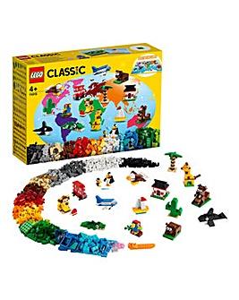 LEGO Classic Around the World - 11015