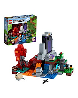 LEGO Minecraft The Ruined Portal - 21172