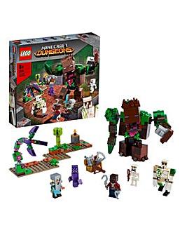 LEGO Minecraft The Jungle Abomination - 21176