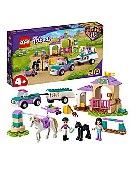 LEGO Friends Horse Training and Trailer - 41441