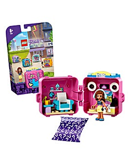 LEGO Friends Olivia's Gaming Cube - 41667