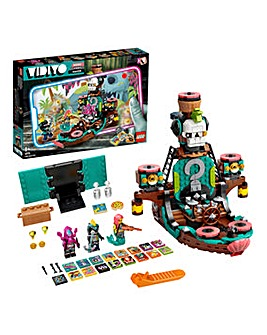 LEGO Vidiyo Punk Pirate Ship - 43114