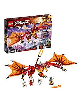 LEGO NINJAGO Fire Dragon Attack - 71753