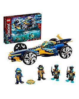 LEGO NINJAGO Ninja Sub Speeder - 71752