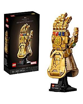 LEGO Marvel Infinity Gauntlet Thanos Set - 76191