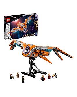 LEGO Marvel The Guardians‰ Ship Avengers Set - 76193