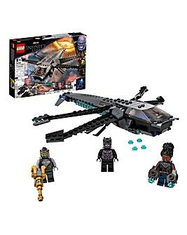 LEGO Marvel Black Panther Dragon Flyer - 76186