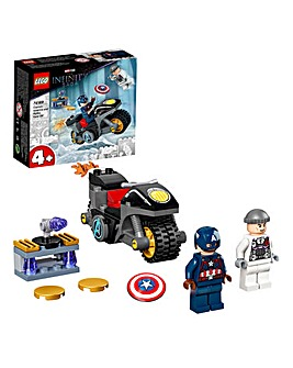 LEGO Marvel Captain America and Hydra Face-Off - 76189