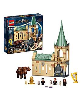 LEGO Harry Potter Hogwarts: Fluffy Encounter - 76387