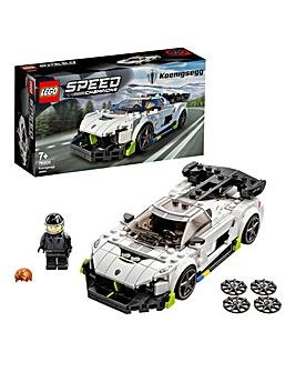 LEGO Speed Champions Koenigsegg Jesko - 76900