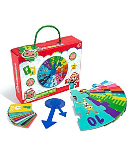 Cocomelon My First Clock Puzzle