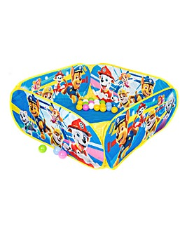 Paw Patrol Ball Pit with 20 Balls